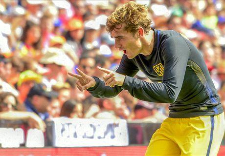 Griezmann, l'Espagne est à ses pieds