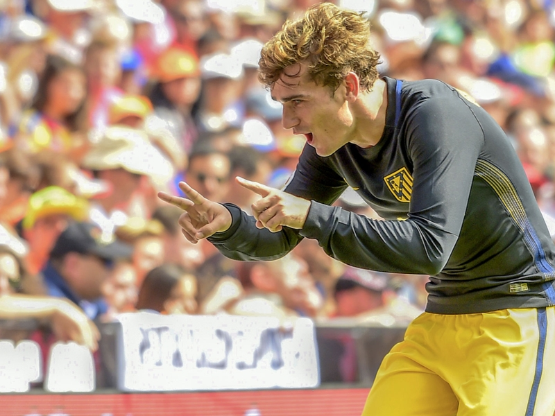 VIDEO - Le but de Griezmann contre Valence