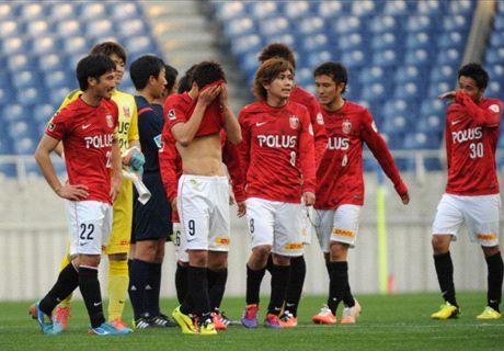 REVIEW: Gamba Sikat Reds, Marinos Ke Tiga Besar