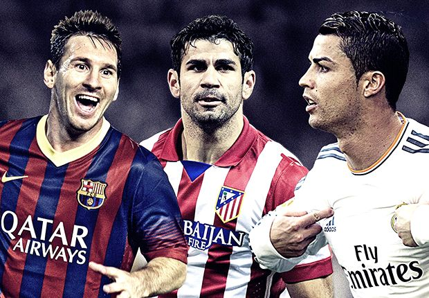La Liga Team of the Week: Jeered Ronaldo joined by Messi & Diego Costa