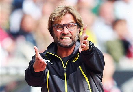 Klopp reiterates: I don't want Man Utd job