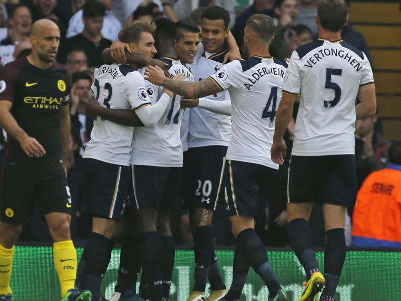 Tottenham-Manchester City 2-0: Spurs in delirio, cade Guardiola