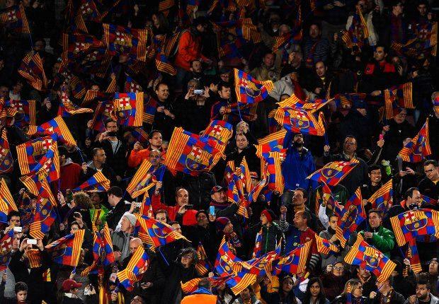 Barcelona no podrá incorporar jugadores hasta 2015