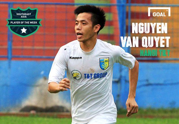 Southeast Asia Player of the Week - Nguyen Van Quyet