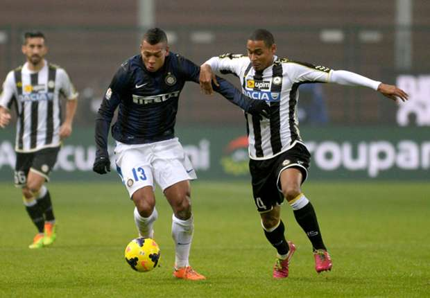 Inter-Udinese Preview: Mazzarri's men presented with instant opportunity to bounce back