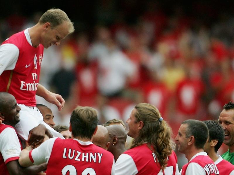 Ils auraient mérité le Ballon d'Or #1 : Dennis Bergkamp