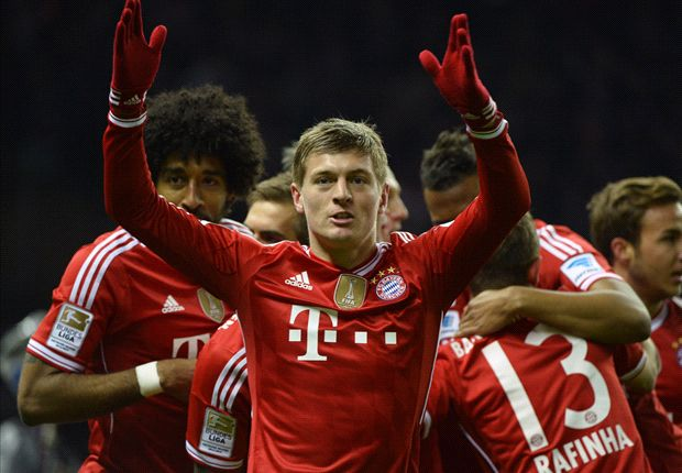 Bayern wrap up Bundesliga title with win in Berlin
