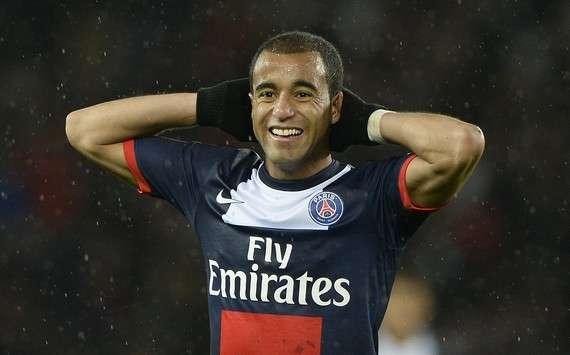 Lucas: I'm staying at PSG