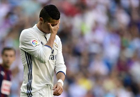 Bale stands out for frustrated Real
