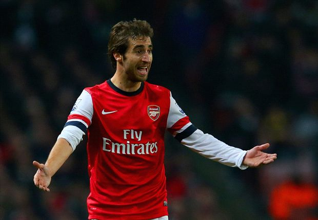 Arsenal 2-2 Swansea City: Flamini own goal hands Gunners another setback