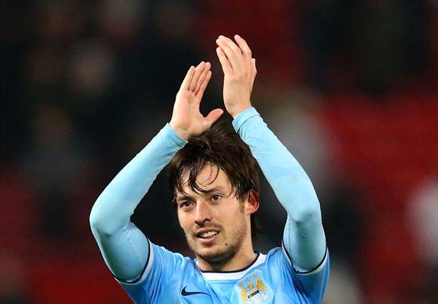 Silva set for Manchester City training return