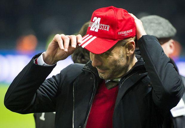 Guardiola y su Bayern Munich no paran de ganar