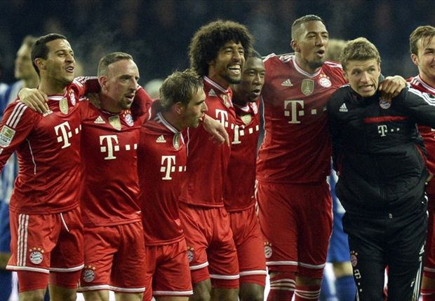 'Bayern have secured a golden future' - Heynckes