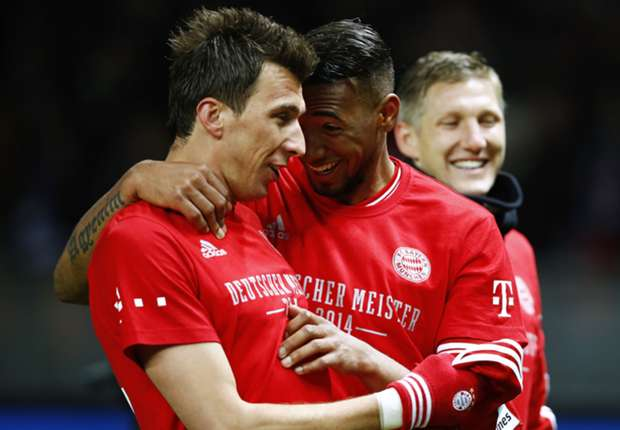 Boateng: No let-up from treble-chasing Bayern