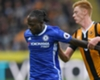 Conte: Moses was incredible