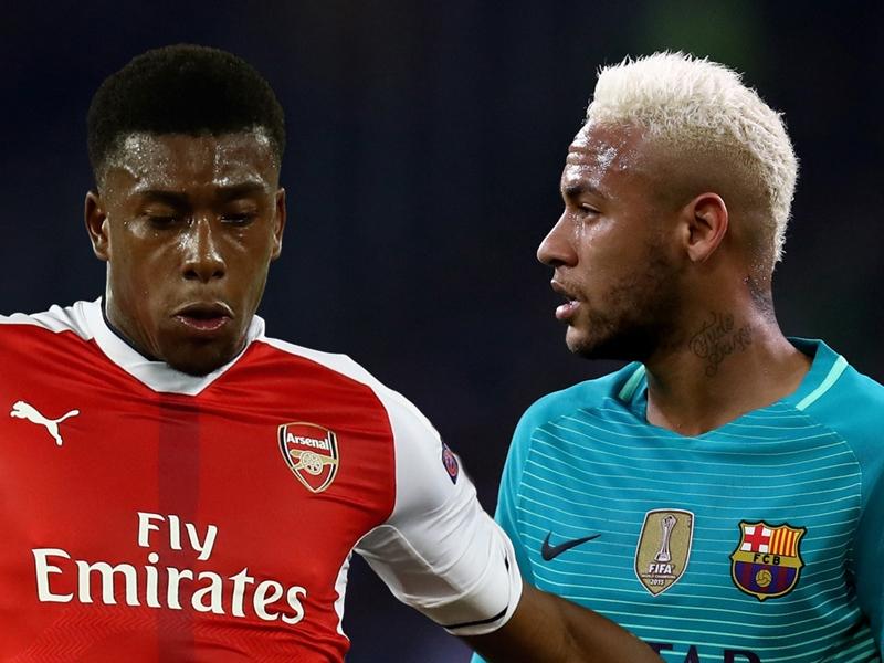 Arsenal, Iwobi veut Neymar chez les Gunners
