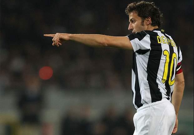 LA Galaxy Chasing Juventus Captain Del Piero