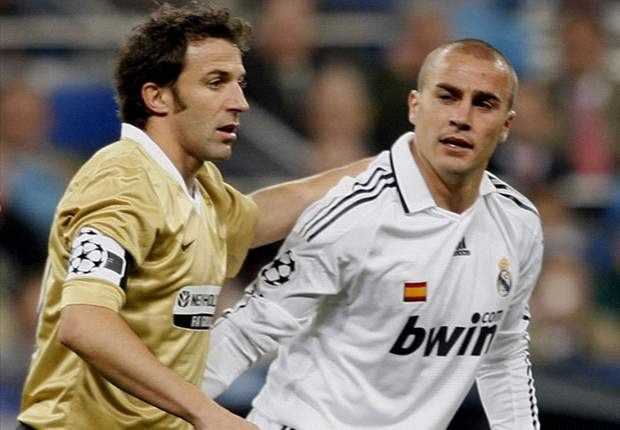 Fabio Cannavaro: No Milan Bid, But Real Madrid Aren't The World's Only Club