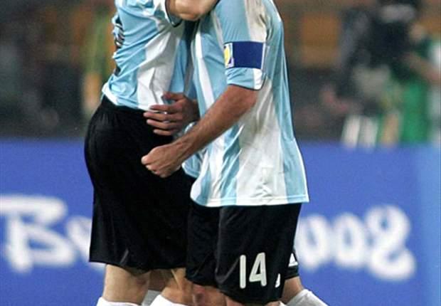 Mascherano Heaps Praise On Argentina Team-mate Messi