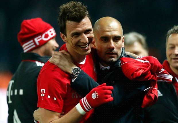 What does the summer hold for Mario Mandzukic?