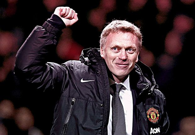 The full list of records broken by Moyes as Manchester United manager