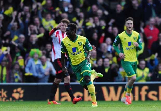 Tettey bewildered by Norwich away woes