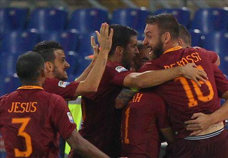 LIVE: Roma 2-1 Inter