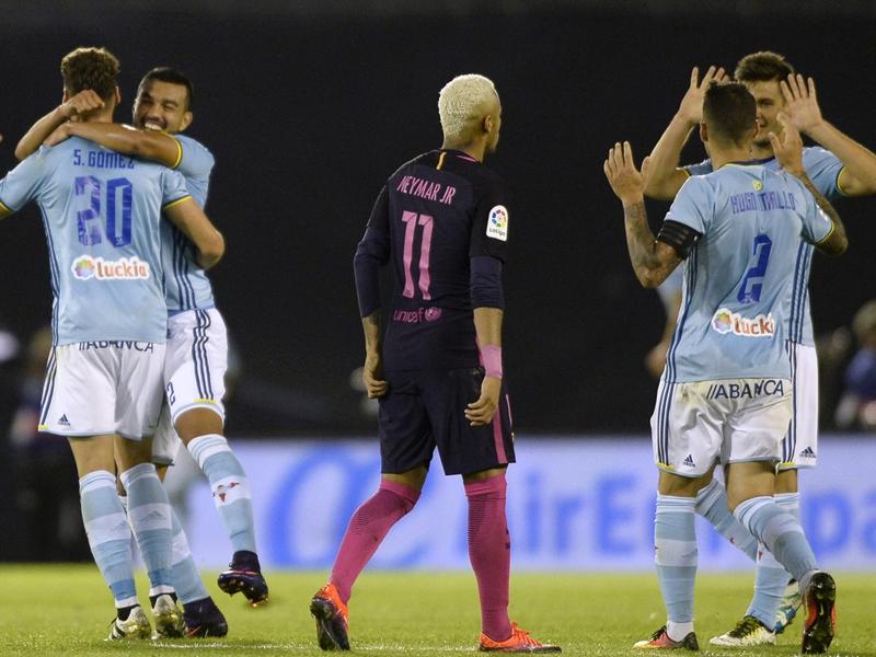 Celta Vigo - Barcelone (4-3), le Barça coule au Celta