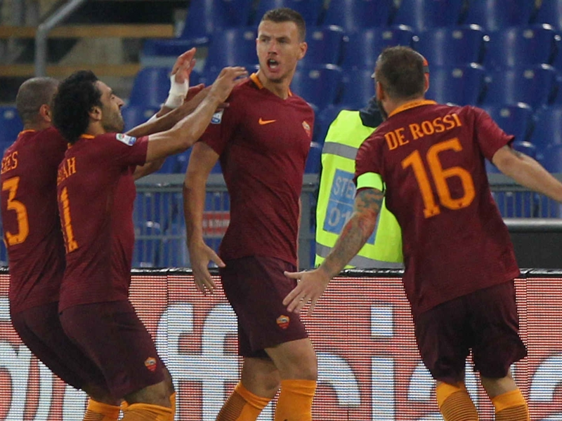 VIDEO - Roma-Inter 2-1, goal e highlights