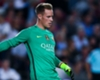 Ter Stegen records more passes and touches than Suarez in Man City defeat