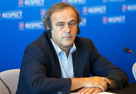 Platini dice 'no' alla moviola in campo: