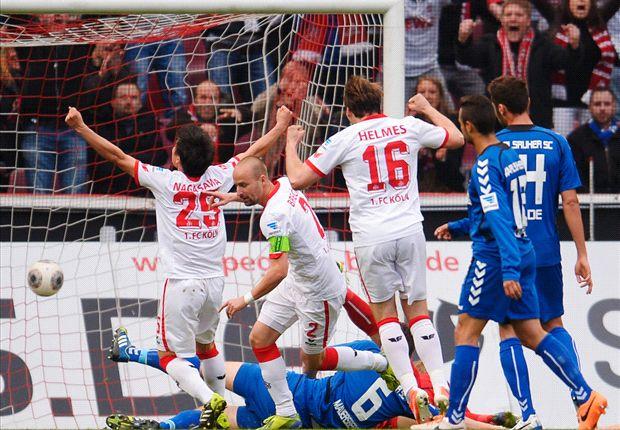 Köln auf bestem Weg in die Bundesliga
