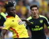 'Success is a talented player,' says Watford's Stefano Okaka