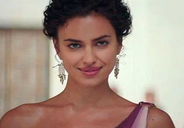 Irina Shayk es Megara, en la película Hércules