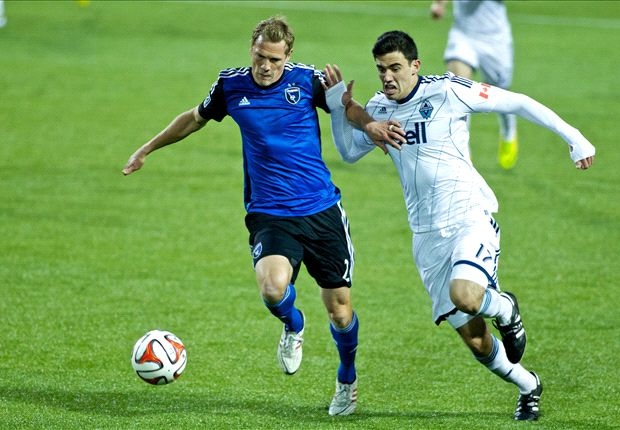 Once fearing retirement, healthy Salgado still pursues MLS dream
