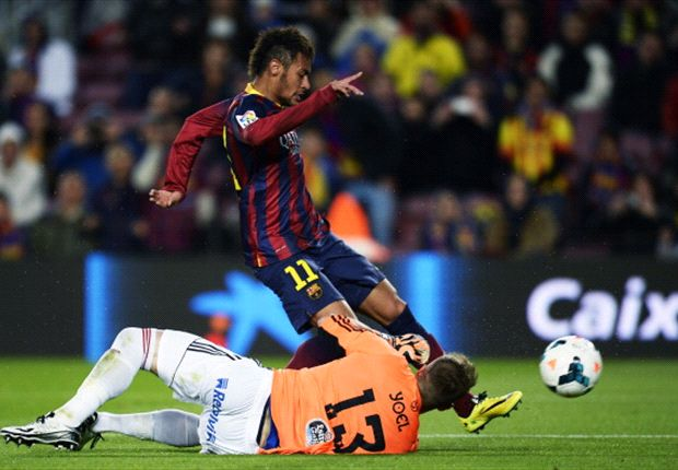 Barcelona 3-0 Celta: Neymar, Messi ease Catalans to post-Clasico victory