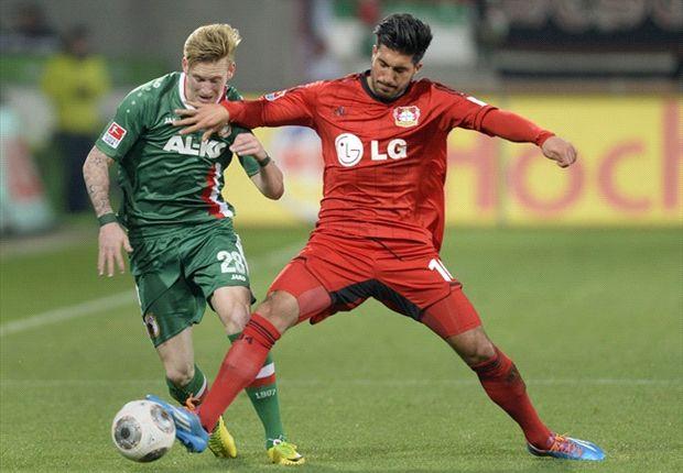 Endlich wieder ein Sieg: Bayer Leverkusen stoppt den freien Fall