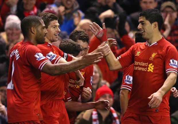 Mythbuster: Suarez is carrying Liverpool's title charge