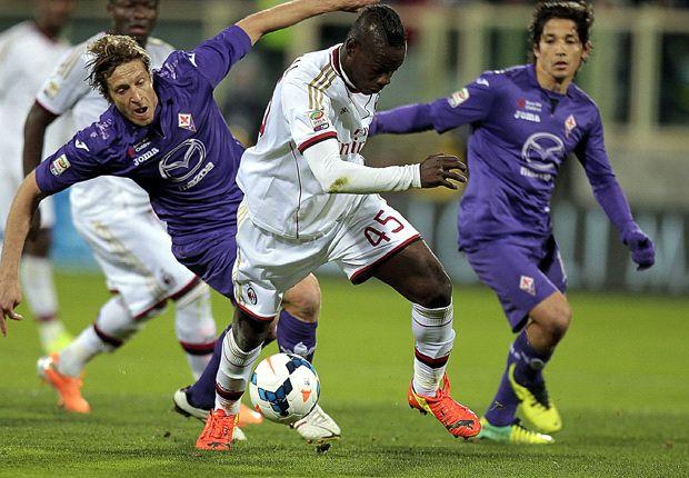Laporan Pertandingan: Fiorentina 0-2 AC Milan