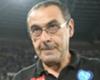 """Sarri: """"Gabbiadini si adatti alla squadra"""""""