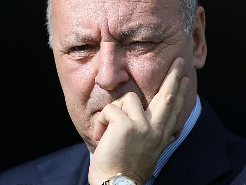 """Marotta : """"La Juventus tentera de signer Witsel en janvier ou en juin"""""""