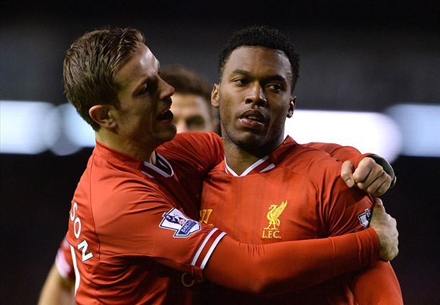 Liverpool 2-1 Sunderland: Gerrard & Sturridge keep Kop title push alive