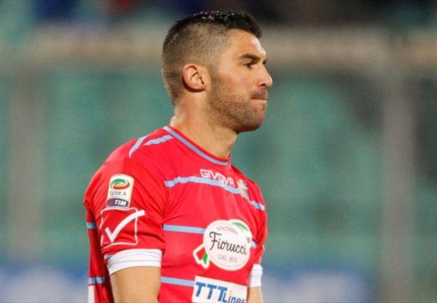 El mal momento de Mariano Andújar en Catania