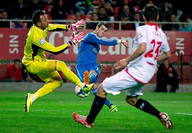 Sevilla 2-1 Real Madrid: Two Bacca strikes down Blancos