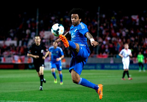 Marcelo apologises to Real Madrid fans following Sevilla defeat
