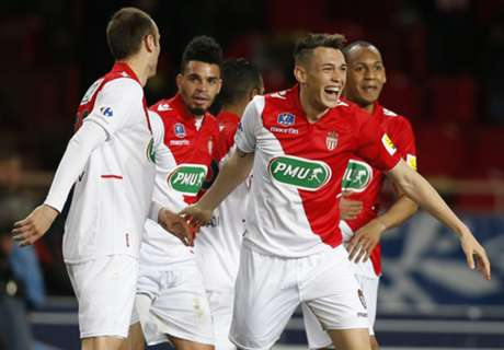 Laporan: AS Monaco 2-0 Evian TG
