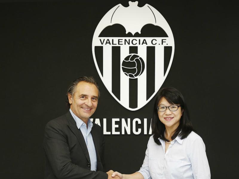 Italiani all'estero: Prandelli ottavo tecnico nostrano in Liga