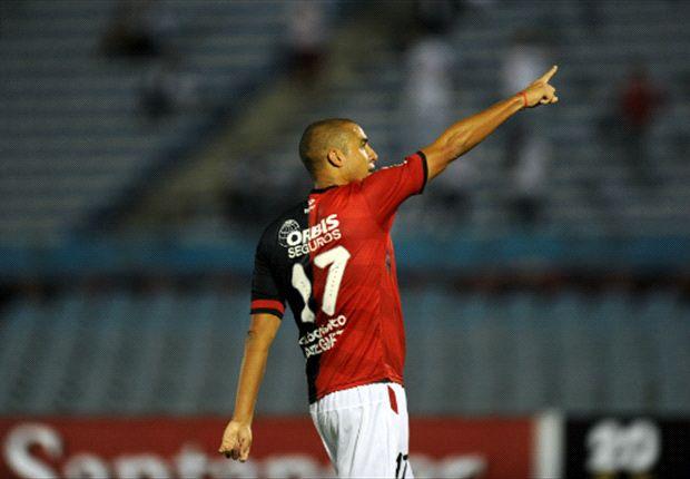 La Libertadores ahora también tiene goles de David