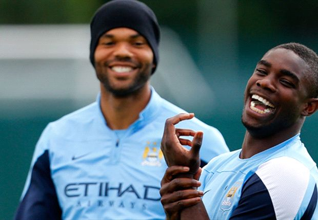 The joke's on us if Lescott & Richards are the main event