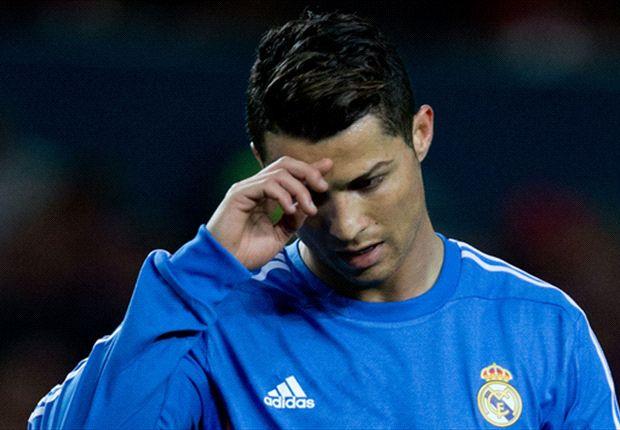 Ronaldo, descartado ante el Almería